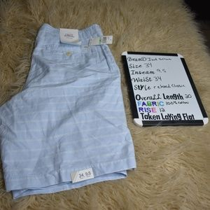 Izod Saltwater Size 34 Shorts Tags attached